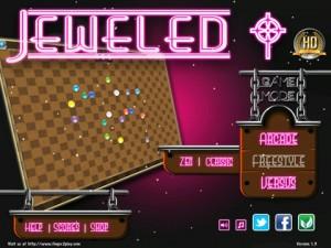Immagine del gioco Jeweled + per iPad