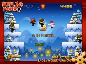 Immagine del gioco Ninja Ponk HD per iPad