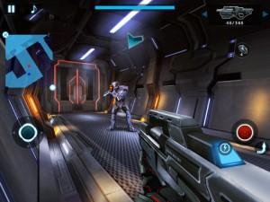Immagine del gioco N.O.V.A. - Near Orbit Vanguard Alliance HD per iPad