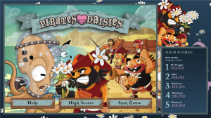 Immagine del gioco Pirates Love Daisies per Winsows 8