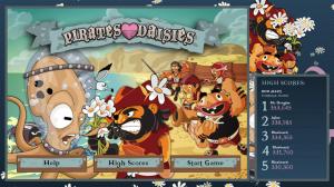 Immagine del gioco Pirates Love Daisies per Winsows 8
