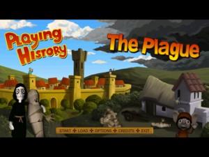 Immagine del gioco Playing History: The Plague per iPad