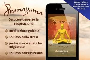 Immagine dell'app Pranayama per iPhone