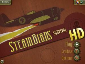Immagine del gioco Steambirds Survival HD per iPad