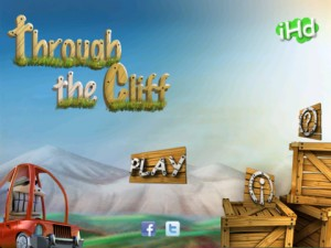 Immagine del gioco Through the Cliff iHd per iPad