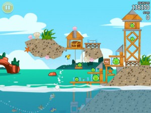 Immagine del gioco Angry Birds Seasons HD per iPad 3