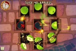 Immagine del gioco Fruit Ninja: Puss in Boots per iPad 3