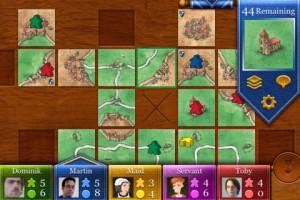 Immagine del gioco Carcassonne per iPad 3