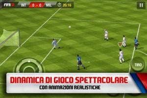 Immagine del gioco FIFA 12 per iPad 3