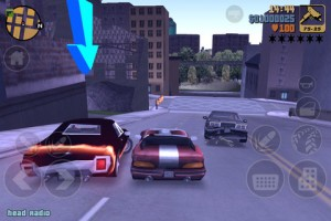 Immagine del gioco Grand Theft Auto 3 per iPad 3