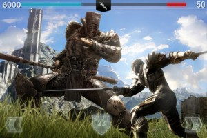 Immagine del gioco Infinity Blade II per iPad 3