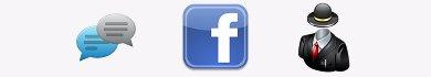 Essere invisibili sulla chat di Facebook