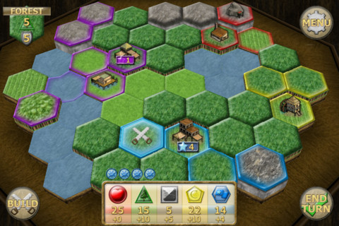 Immagine del gioco New World Colony per iPad