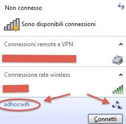Connessione del secondo PC alla rete