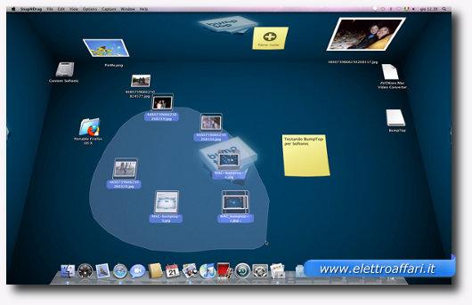 Immagine del desktop di un PC