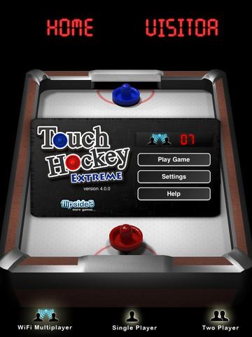 Immagine del gioco Touch Hockey Extreme: FS 5 per iPad