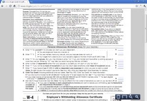 Un browser per leggere file PDF