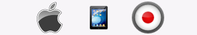 Registrare l'attività dello schermo dell'iPhone o dell'iPad