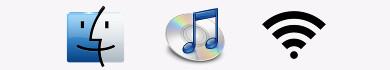 Trasferire file dall'iPhone al Mac senza iTunes