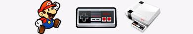 Guicare sul Nintendo DS ai giochi del GameBoy, NES, SNES e SEGA