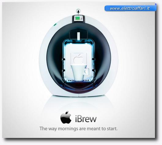 Immagine dell'iBrew della Apple