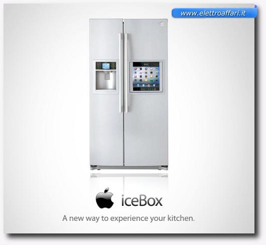 Immagine dell'iceBox della Apple