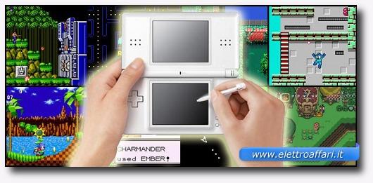 Immagine della console Nintendo DS