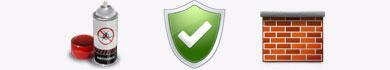 I migliori antivirus e firewall del 2011-2012