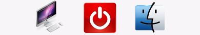 Programmare accensione e spegnimento del Mac
