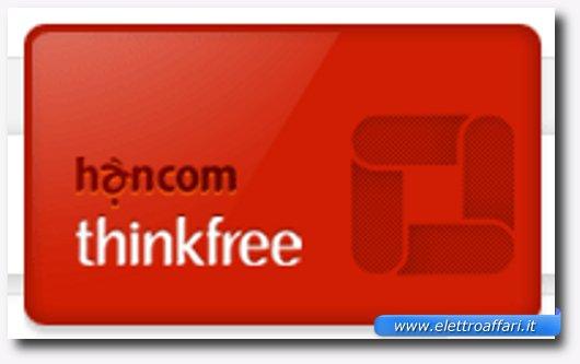 Immagine del software ThinkFree