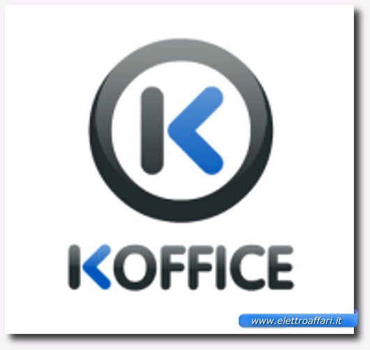 Immagine del software KOffice