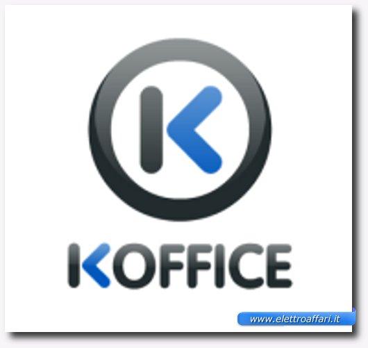 Immagine del software KOffice