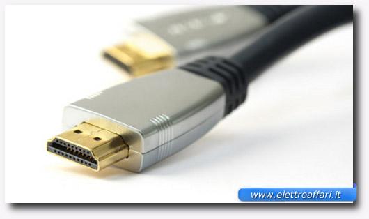 Immagine del cavo HDMI