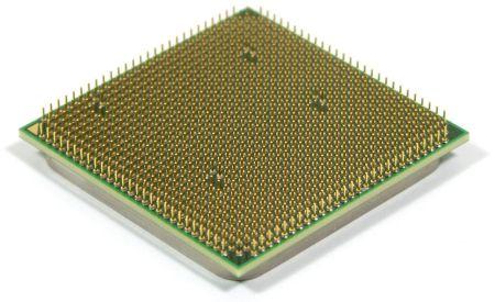 Immagine di un processore da montare