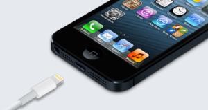 Immagine dell'iPhone 5