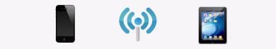 Trasferire file tra iPhone e iPad via wireless