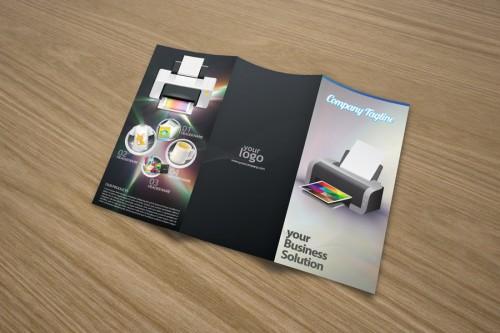Immagine della brochure 3 fold
