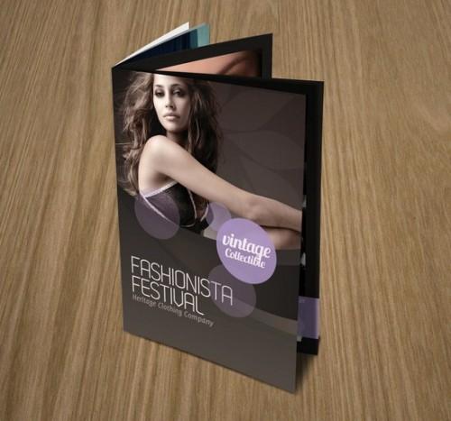 Immagine della brochure Fashionista Vintage