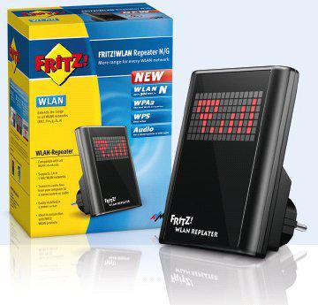 Immagine dell'amplificatore Wi-Fi Fritz Ripetitore Wifi