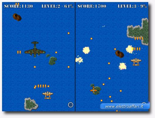 Immagine del gioco Pacific Wings per iPhone