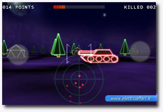 Immagine del gioco Tanks! Free per iPhone