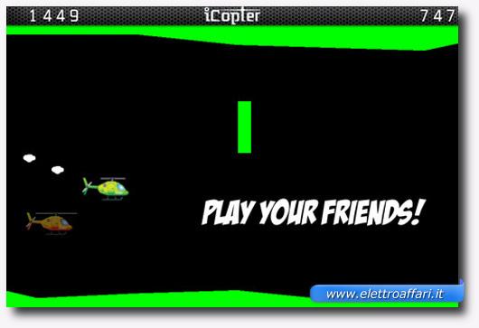 Immagine del gioco ICopter Free per iPhone