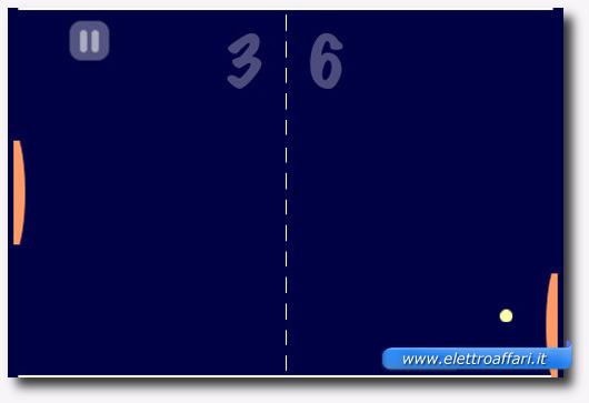 Immagine del gioco Ping Pong per iPhone