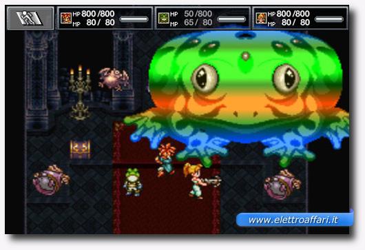 Immagine del gioco Chrono Trigger per iPhone