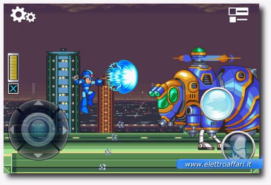 Immagine del gioco Mega Man X per iPhone
