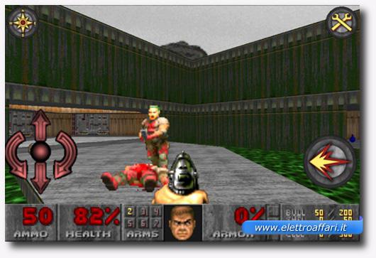 Immagine del gioco Doom Classic per iPhone