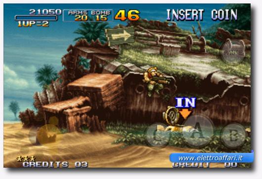 Immagine del gioco Metal Slug 3 per iPhone