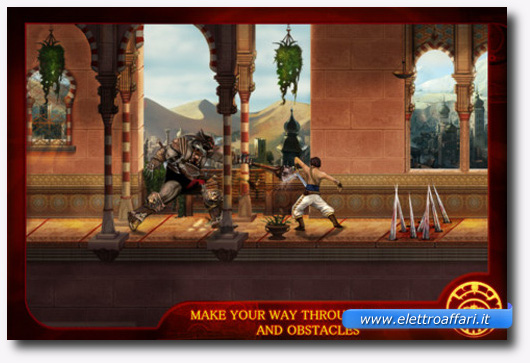 Immagine del gioco Prince Of Persia Classic per iPhone