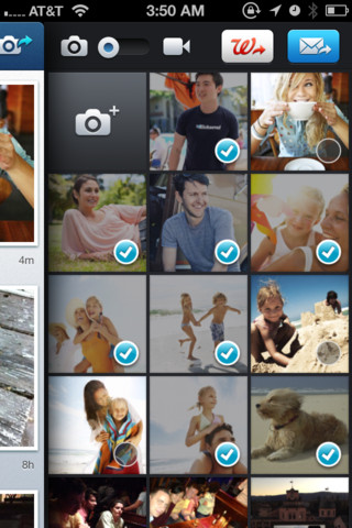 Immagine dell'applicazione KickSend