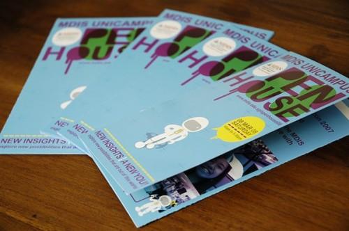 Immagine della brochure Mdis Open House